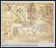 davinci pump