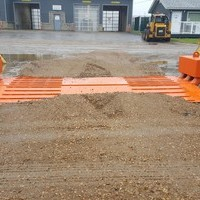 P Eng Designed and Stamped Load Rated road Crossings