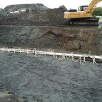 NCS Fluid Handling Systems open cut Trench Industrial Wellpoint Dewatering Services