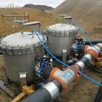 NCS Fluid Handling Systems Complete Water Treatment