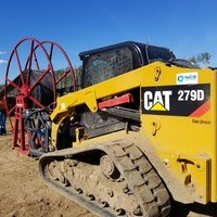 Skid Steer and Reels