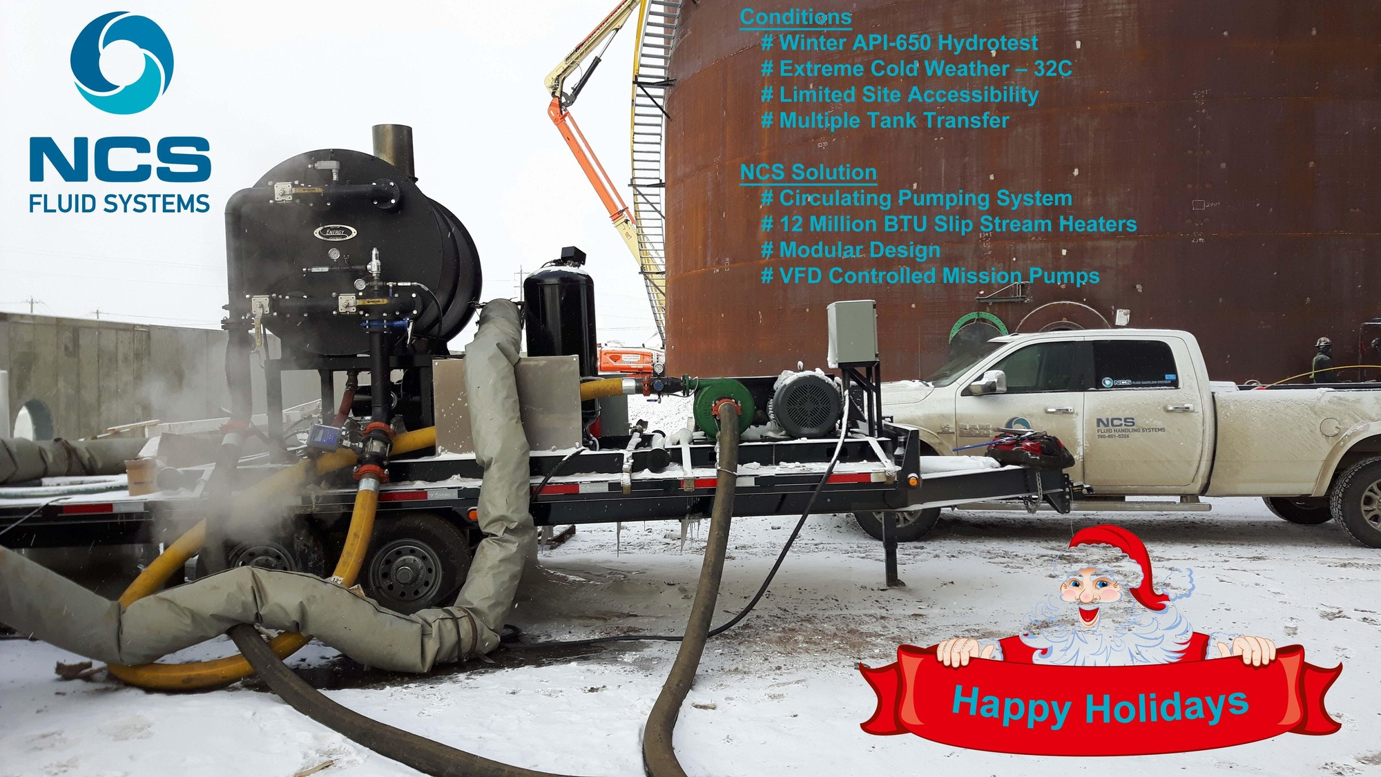 Specialized Heating Services Ncs Fluid Handling