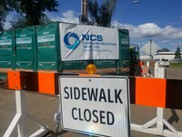 NCS Sewer Bypass Emergency Response