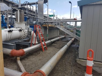 NCS Fluid Systems Sewer and Sound Attenuation