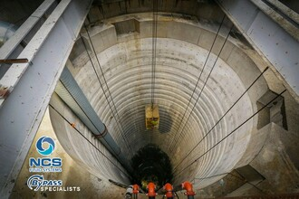 NCS Fluid Handling Systems Sewer Bypass Leaders